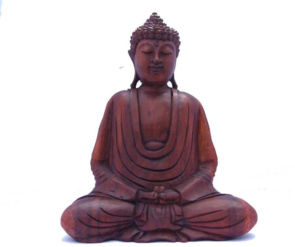Decorative Ornaments & Figures - Buddha Dhyana 25 Cm
