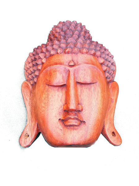 Decorative Ornaments & Figures - Buddha Mask