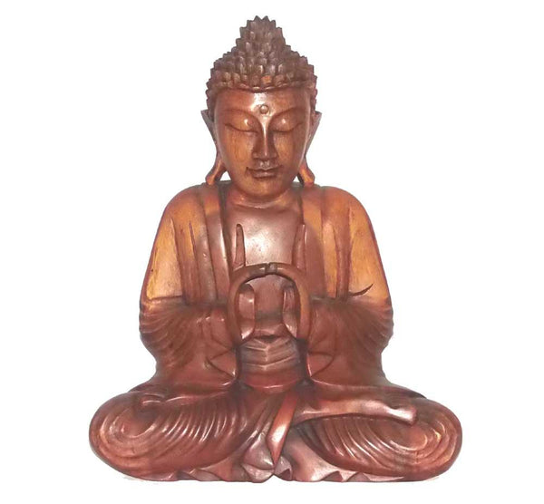 Decorative Ornaments & Figures - Buddha Statue 30 Cm