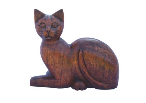 Decorative Ornaments & Figures - Cat Resting