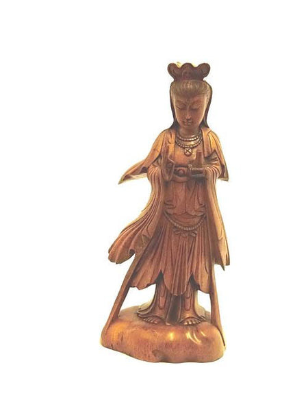 Decorative Ornaments & Figures - Chinese Goddess
