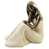 Decorative Ornaments & Figures - Daydream Lady Figurine Juliana Stone Portraits