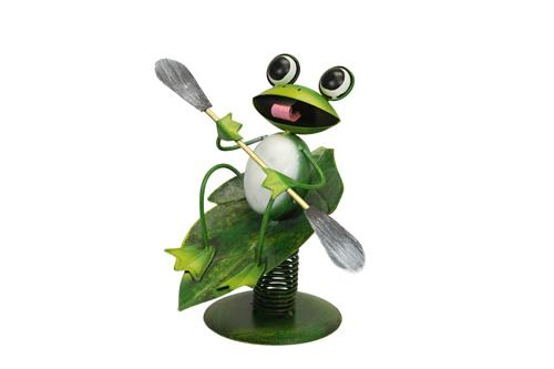 Decorative Ornaments & Figures - Frog Garden Ornament