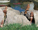 Decorative Ornaments & Figures - Garden Fairies