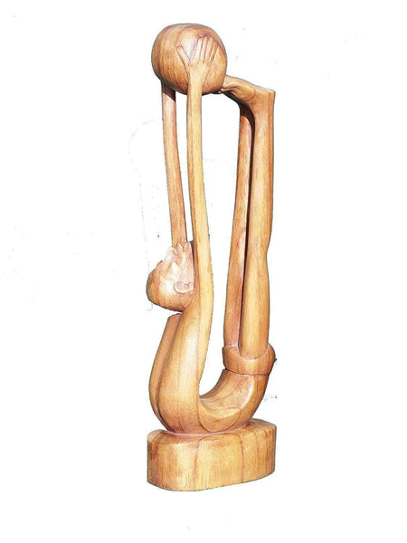 Decorative Ornaments & Figures - Gymnast Figure
