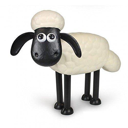 Shaun the sheep garden ornament