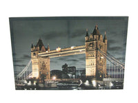Decorative Ornaments & Figures - Tower Bridge Canvas
