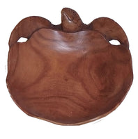 Decorative Ornaments & Figures - Turtle Wooden Bowl