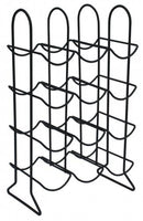 METAL WINE RACK  12
