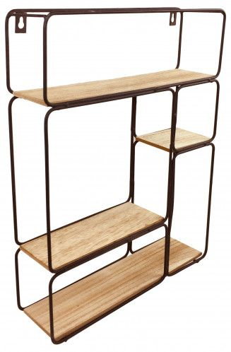 multi level shelf