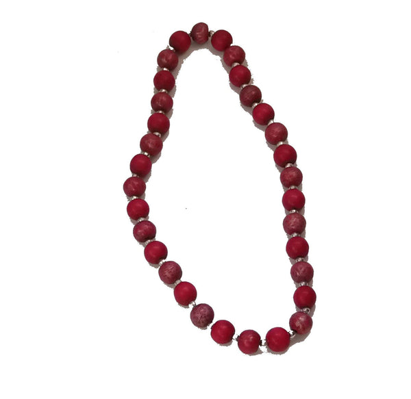 Necklaces & Pendants - Beaded Necklaces In A Range Of Colours