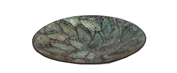 Other Interior Accessories - Mosaic Bowl And Plate Set