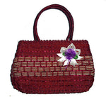Shopping bag Crimson