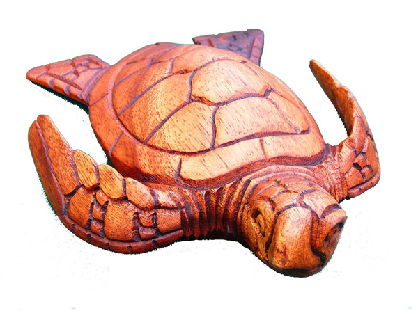 Tortoises/Turtles - Wooden Turtle Ornament