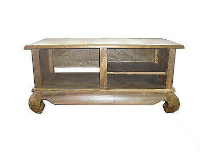 TV Stand / Plasma table entertainment unit light mango furniture