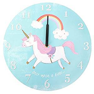 Wall Clocks - Unicorn Wall Clock