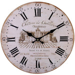 Wall Clocks - Wine Clock