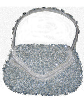 Women's Handbags - Cute Hand Bags From Beads And Sequins,
