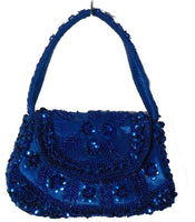 Women's Handbags - Hand Bags From Beads And Sequins,for A Party,