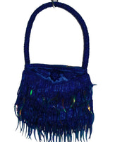 Women's Handbags - Party Bag In Beads & Sequins