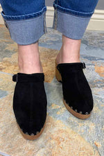 Shoes Corkys Myra Clog in Black Corkys Footwear