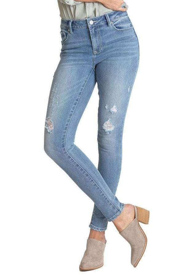 Clothing Dear John Denim Women's Gisele High Rise Skinny Jean In Brixton 27 Dear John Denim