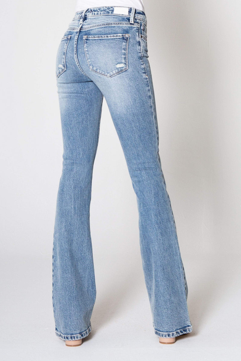 Clothing Dear John Denim Jaxtyn Bootcut in Tahoe Dear John Denim