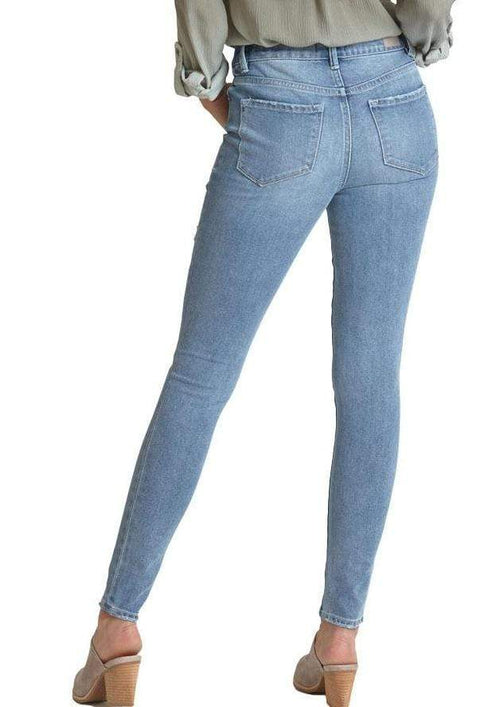 Clothing Dear John Denim Women's Gisele High Rise Skinny Jean In Brixton Dear John Denim
