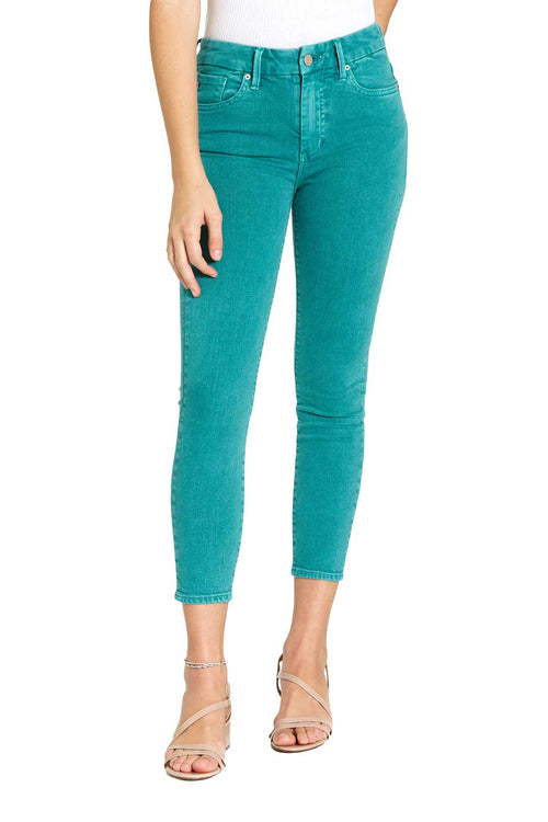 Clothing Dear John Pixie Ankle Jeans in Blue Lagoon Dear John Denim