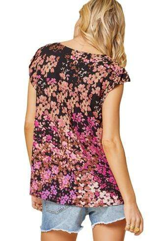 Clothing Perky Floral Embroidered Top Savanna Jane