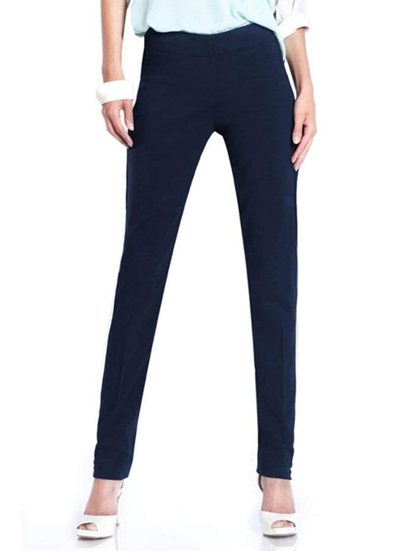 Clothing SlimSation Narrow Pant in Midnight Navy Midnight Navy / 10 SlimSation