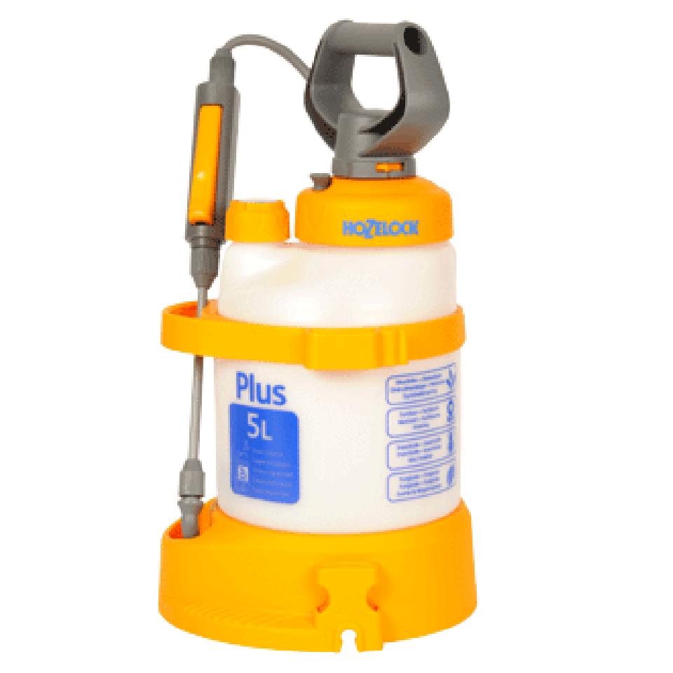 Hozelock 4705 Pressure Sprayer Plus 5L