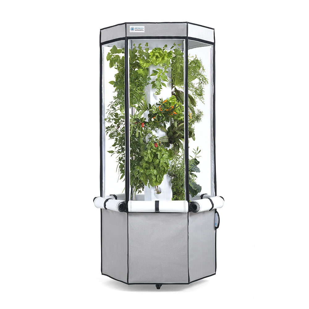 The Aerospring Indoor - 9 sections, 27 plants