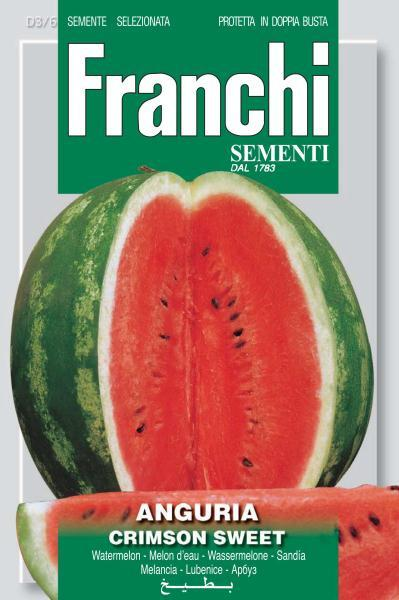Franchi Crimson Sweet Watermelon Seeds