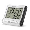 "DC103 3"" LCD Digital Indoor / Outdoor Thermometer Hygrometer"