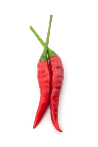 Chillies - Capsicum anuum Subscription