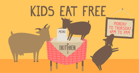 Fancy Feeding the Kids for FREE?