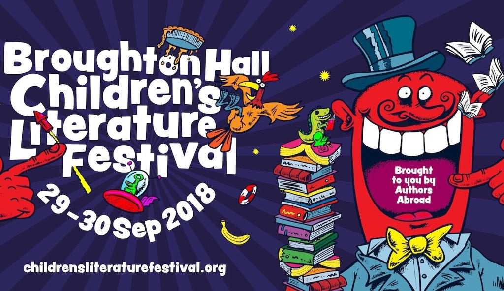 Broughton Hall Children's Literature Festival