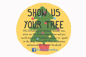 A Tree-mendous Christmas Competition!