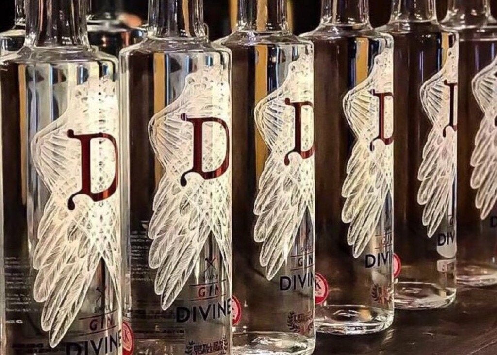 Gin At It's Divinest