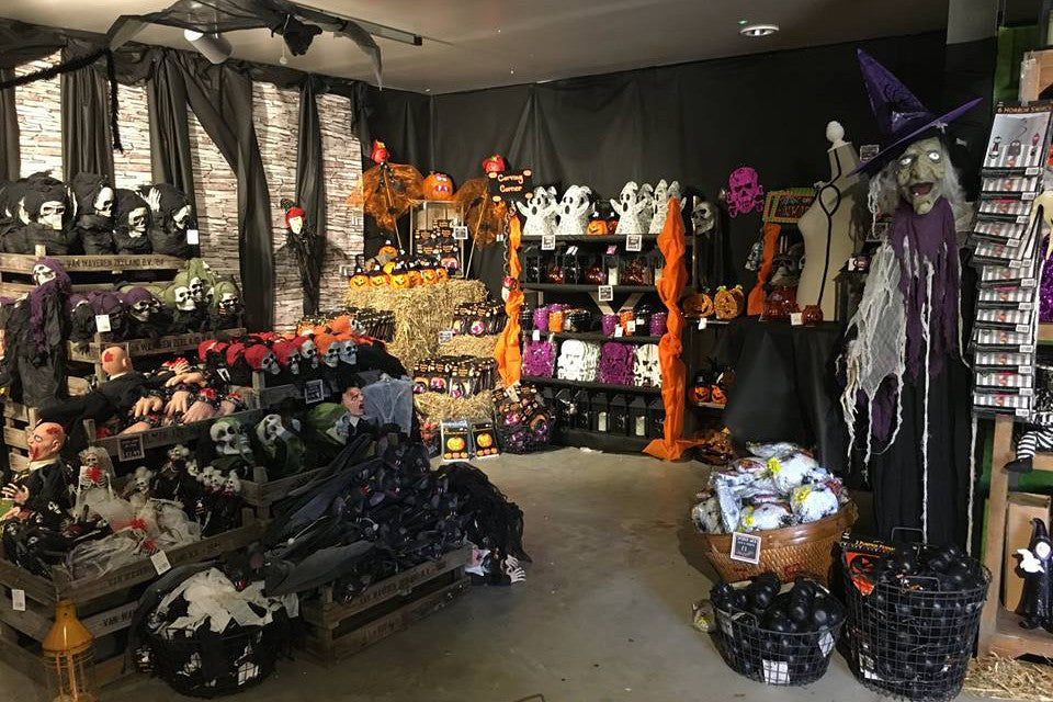Things get spooktacular in Skipton as the Scary Shed opens.