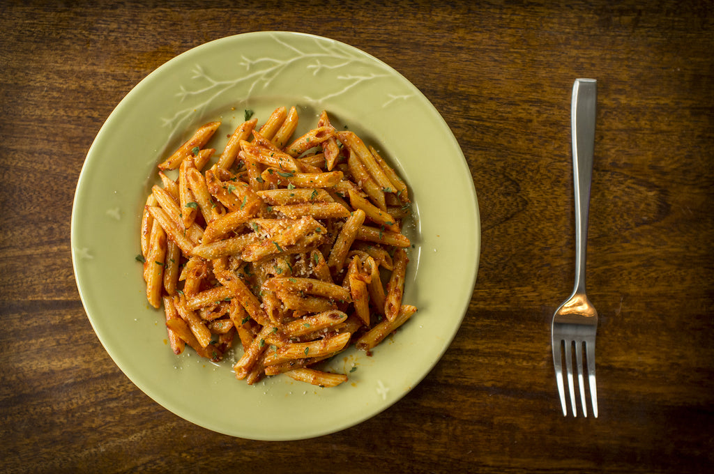 Penne Pasta With A Classic Vodka Sauce
