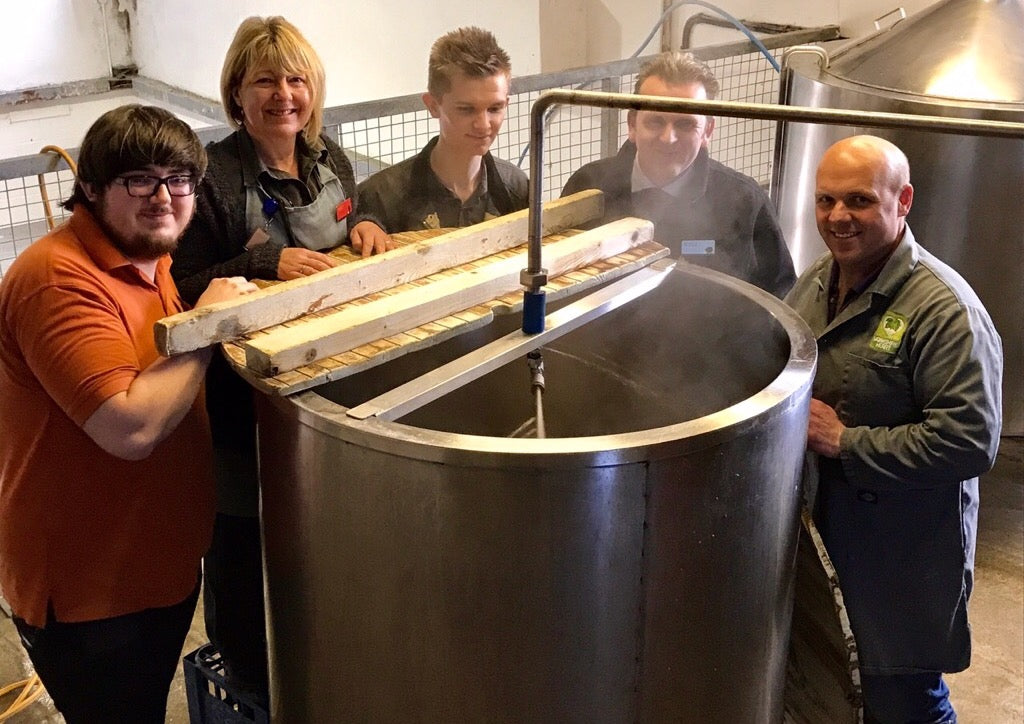 Win a Yorkshire Heart Brewery Experience