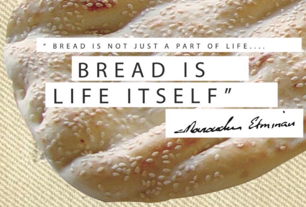Behind Every Loaf Of Bread There Is A Story