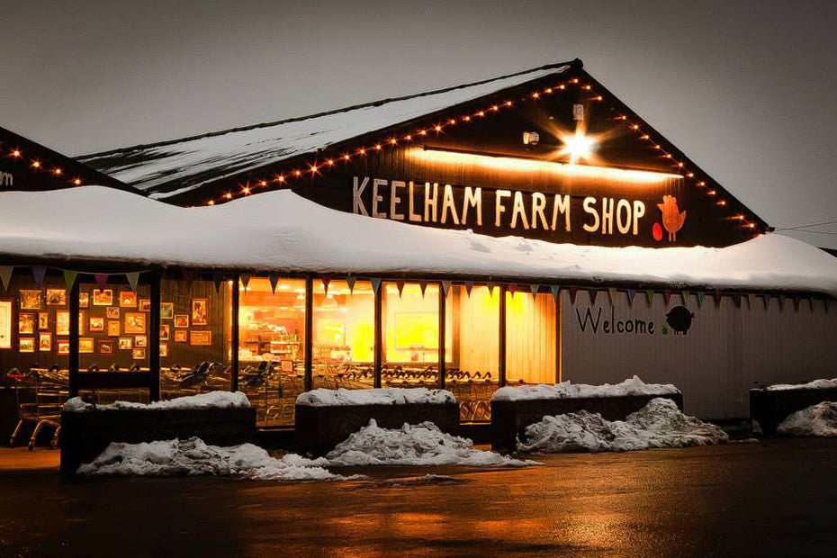 Who says farmers need sleep? Here's our Christmas Opening Hours!