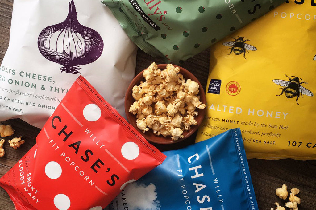 Freebie Friday Popcorn Competition