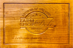 Retailer of Year Farm Shop & Deli Awards