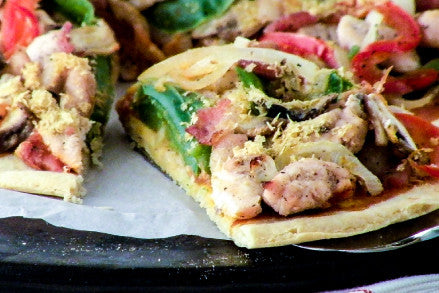 Healthy Pizza Base