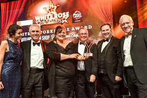 Fantastic news - We're winners at the White Rose Awards!