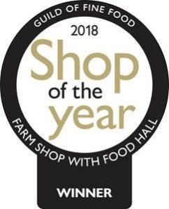 2018 Shop of the Year Award
